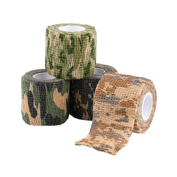 5 cm x 4,5 m Camo Sports Athletic Bandage Tape