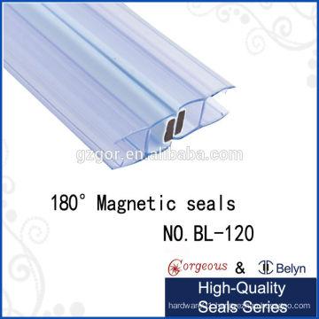 PVC Door Magnetic Water Preventing Bar