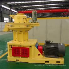 Machine en bois de granule de biomasse approuvée par CE (1-10 tonnes / h)