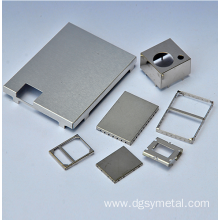 OEM Sheield cover case stamping parts factory