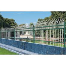 Powder Coating Bounding Wand Zaun für Factory Buliding