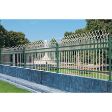 Powder Coating Bounding Wall Fence for Factory Buliding