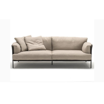 Modernes Stoff Greene Sofa 3-Sitzer-Version