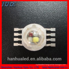 LED Display 1W 8Pins High Power Led RGBW LED Chip with 4chips