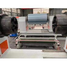 Máquina de recuo de bobina de metal