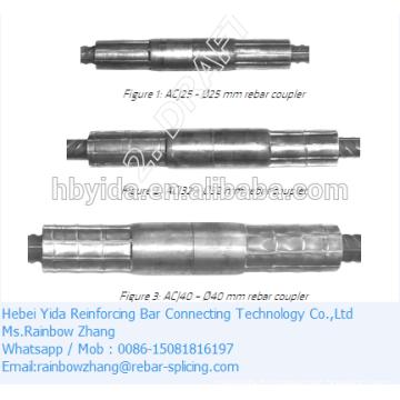 renfort hydrualic rapide renfort épissure mécanique combinaison coupleur
