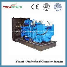 70kw /87.5kVA Generador diesel abierto por el motor de Perkins (1104A-44TG2)
