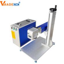 Color Laser Marking Metal Engraving Machine 30w