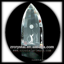 K9 3D Laserbild Kristall