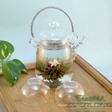 100% flor artesanal chá de florescência artística (BT004)
