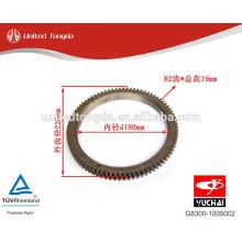 YUCHAI engine YC4GG crankshaft gear G8300-1005002