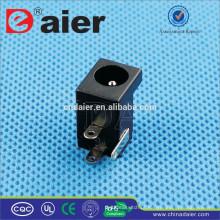 2,5 / 2,1 * 5,5 mm 12V DC Connector Jack, impermeável DC Power Jack, DC Jack