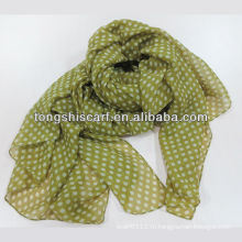 Новая мода толстый зимний длинный шарф
