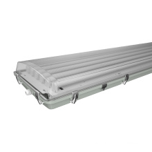 LED Triproof Light T8 Fittings Replace 4*28W 4*36W Conventional Tubes and LED Tubes