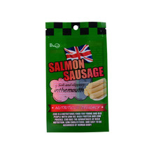 Custom Food Packaging Ziplock Plastic Bag Sachet Alumium Foil Stand up Pouch Plastic Packaging Food Bag
