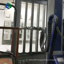Efficient High Electrostatic Automatic Powder Spray Booth