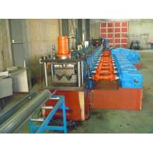 Machine de barrage de la route, machine de formage de rouleaux de barrière d'autoroute, machine de garde-corps de Moterway