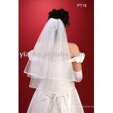 2010 new bridal wedding veil PT16