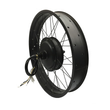 48V 60V 72V 1500W 2000W 3000W Fat tire Direct Motor Electric Bike Conversion Kits