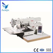 Máquina de costura eletrônica padrão para sapatos de couro Gem2516r-H-83