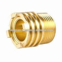 Inserções de latão para acessórios de tubos PPR
