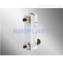 Панельный расходомер для воды 60 мл / мин 80 мл / мин 400 мл / мин