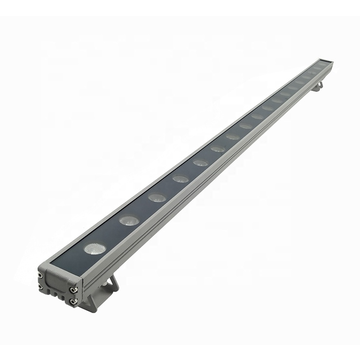 Bañador de pared lineal empotrable IP65 impermeable