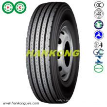 Ruedas TBR Neumático Neumático Neumático Radiante (255 / 70R22.5, 295 / 60R22.5, 315 / 70R22.5, 275 / 80R22.5)