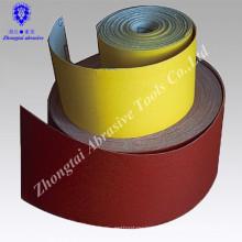 Aluminiumoxid Schleifpapier Papierrolle
