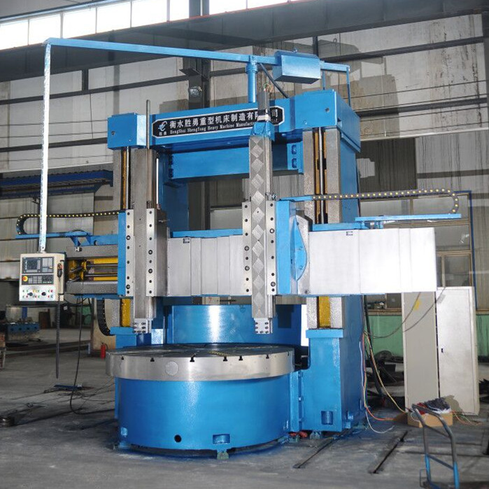 Gantry-Type Vertical Lathes