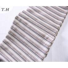 2017 a&B Series Jagged Pattern Linen Sofa Fabric