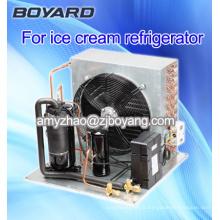 vente de congélateur de réfrigérateur avec le condensateur de compresseur de réfrigération de l'industrie de hvac
