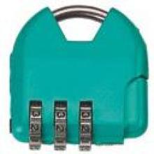 Zinc Alloy Combination Lock J-8005