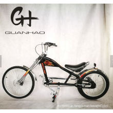 "2020 24""-20"" Single Speed OEM/ODM Good Quality Made in China Big Adult Ce Chopper Bike"