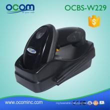 Handheld Portable USB Receiver 2D Cordless Barcode Scanner