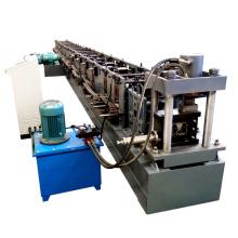 Prateleiras de armazenamento de metal automático de alta qualidade prateleiras de supermercados de aço rolo dá forma à máquina