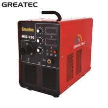 Máquina de solda MIG 250 Stainless Welder OEM
