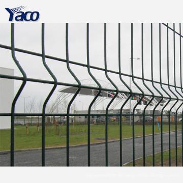 Anping Yachao schweißte Biegezaunplatten zum Verkauf