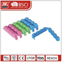 clip de sac hermétique en plastique, en gros plastique cilps