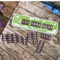 Владельцев автомобилей движущихся пластины карты, мягкая резиновая ПВХ мобильного телефона номерная табличка