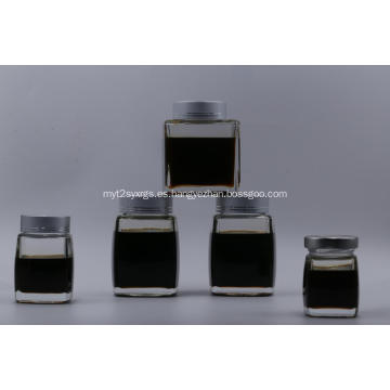 Paquete de aditivo de GNC para aceite de motor de gas natural comprimido