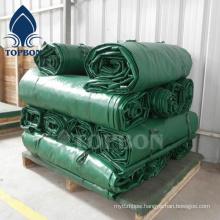High Strength Colorful PVC Tarpaulin
