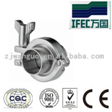 Sanitary 304/316L Clamp Union (IFEC-CU100001)