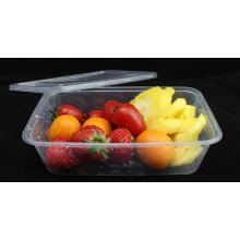 Микроволновая печь Пластиковые пищевых контейнеров для хранения 750мл