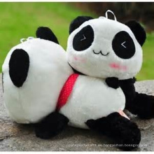 ICTI Audited Fábrica lindo panda juguete de peluche