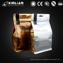 Hojas impresas personalizadas laminadas mylar ziplock bags