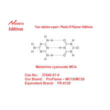 Melamine cyanurate MCA (MC15 / MC25)
