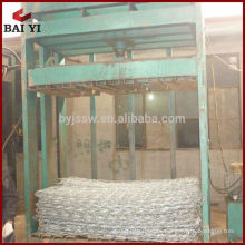 Trade Assurance Galvanized Flood Fighting Net Cage Revet Fence Zoo Fence Gabion Wire