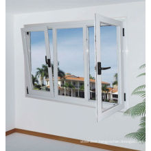house hold awing window in aluminum and upvc