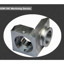 Cnc piezas de mecanizado rígido mecanizado fabricante en Zhejiang, servicio de OEM